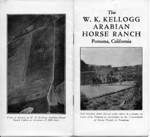 Kellogg Ranch Pamphlet