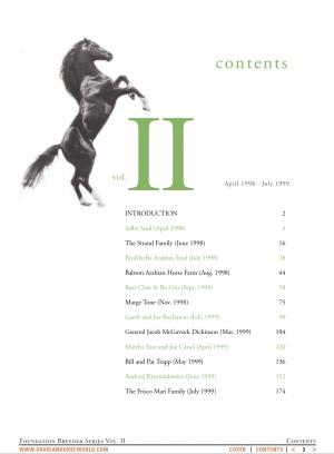 Foundation Breeder series, vol. 2 by Mary Jane Parkinson
