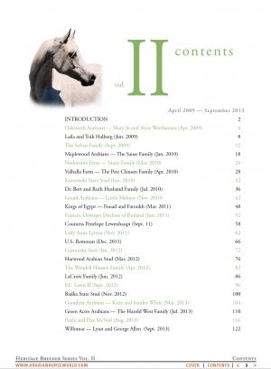 Heritage Breeders series, vol. 2, by Mary Jane Parkinson