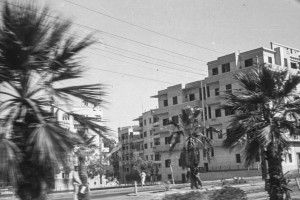 Building Near RAS, Cairo? unlabeled, 1940s