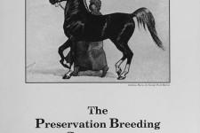 The Preservation Breeding Symposium catalog, 1996