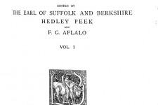 The Arabian Horse, by Wilfrid Blunt, The Encyclopaedia of Sport, Vol. I 1897