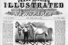 The Sultan's Gift to General Grant, Frank Leslie's Illustrated Newspaper